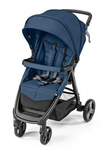 Wózek spacerowy Baby Design Clever New 2019 Navy 03