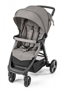Wózek spacerowy Baby Design Clever New 2019 Gray 07