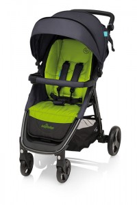 Wózek spacerowy Baby Design Clever New 04 Green