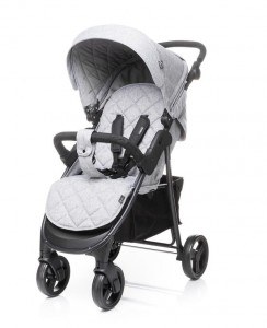 Wózek spacerowy 4Baby Rapid  Light Grey